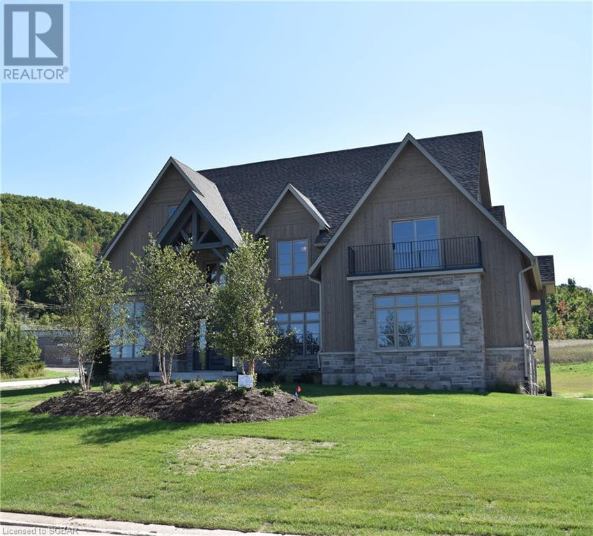100 GEORGE MCRAE ROAD, the blue mountains, Ontario